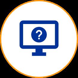 icone aide en ligne
